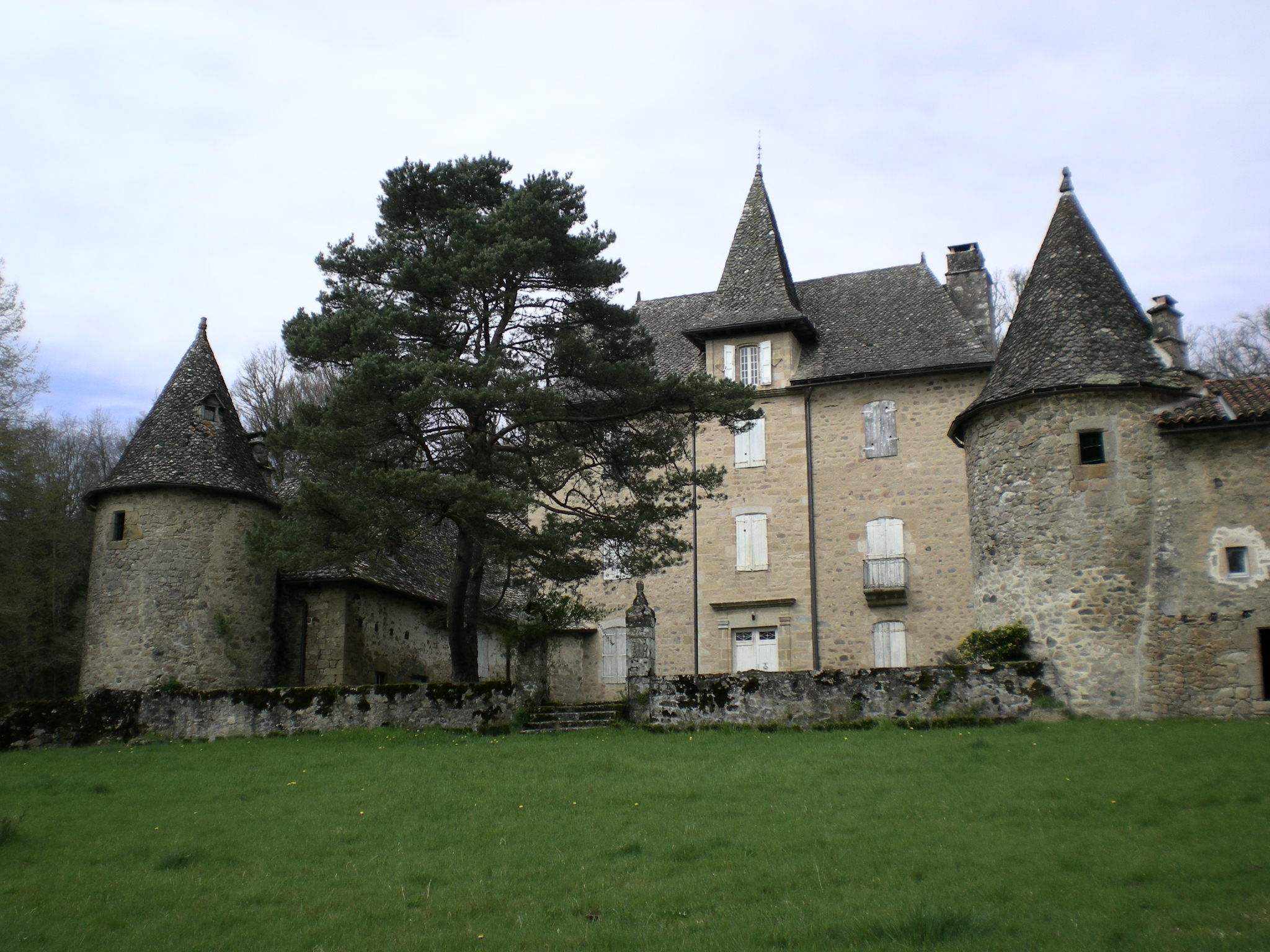 chateaux a vendre cantal